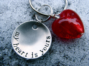 My Heart Is Yours My heart is yours custom
