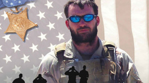 Marcus Luttrell, Lt. Murphy's crew mate, best friend, and lone ...