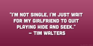 Funny Im Singl...