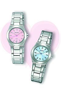 Seiko Uhren: Geschenke zum Valentinstag
