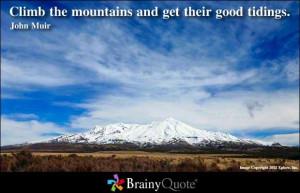 John Muir Quotes - BrainyQuote