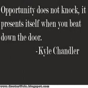 opportunity quotes opportunity quotes opportunity quotes opportunity ...