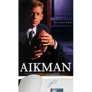 Troy Aikman Biography