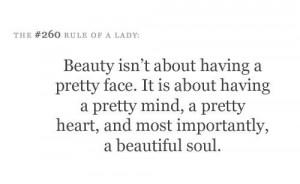 inner beauty confidence