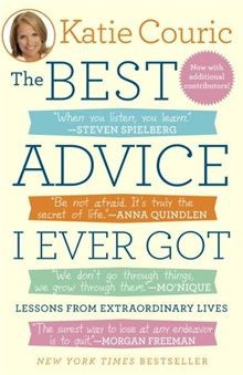 will be getting this today! I love Katie Couric!!!