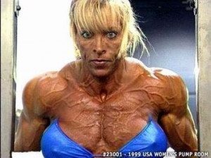 Muscle Women: Yay or Nay?