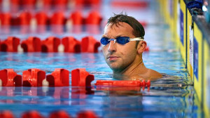 Ian Thorpe will line up in the 200m freestyle at the Olympic trials ...