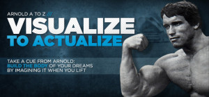 Arnold A To Z: Visualize To Actualize - Adopt Schwarzenegger's Growth ...