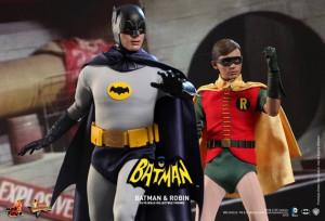 Holy Batman Robin Quotes New '66 batman/robin figures.