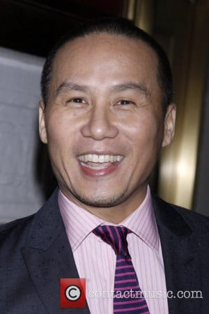 Home » BD Wong » BD Wong Opening Night Of The Broadway Production Of ...