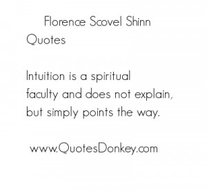 Florence Scovel Shinn's quote #3