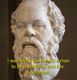 socrates, best, quotes, sayings, honest, politician, wise, live ...