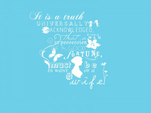 01] Pride and Prejudice wallpaper