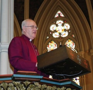 Archbishop Carey: Church of England 'One Generation Away from ...