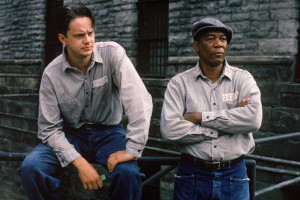 Red, serving a life sentence, and Andy Dufresne, a mild-mannered ...