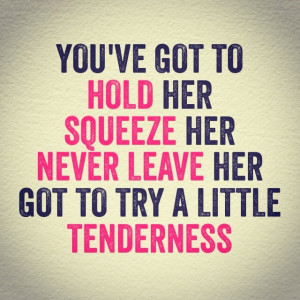 Otis Redding, Try a Little Tenderness
