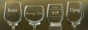 Funny Wine Glass Sayings Wine glasses