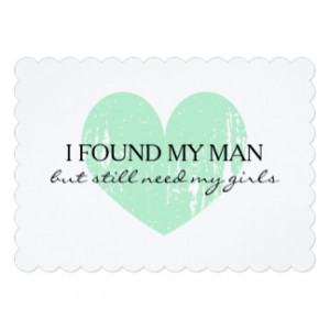 Mint heart Will you be my bridesmaid request cards 5