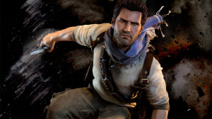 ... giant, expensive Nathan Drake statue, which will sell for $US350