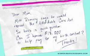 Misleading messages from Obama campaign on contraceptive mandate
