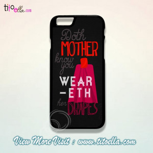 Avengers Quotes Phone Cases