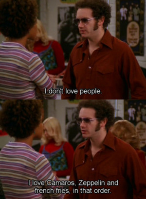 Steven Hyde Quotes Steven hyde that 70's show
