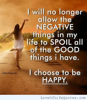 will no longer allow the negative...