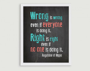 Bullying Classroom Decor Poster - Teacher Gift - Inspirational Quote ...