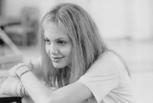 girl interrupted 1999 pin still of angelina jolie in girl interrupted