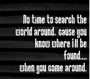 Green Day - When You come Around - song lyrics, song quotes, songs ...