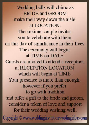 Famous Wedding Poems Wedding invitation poems
