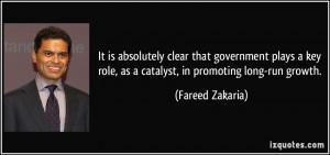More Fareed Zakaria Quotes