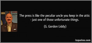 More G. Gordon Liddy Quotes