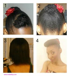 natural hair. It was finally thriving. 3. 2011, My natural hair