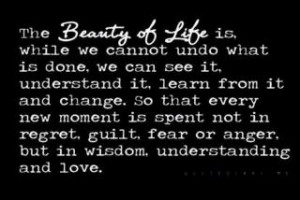 wisdom, understanding and love quote
