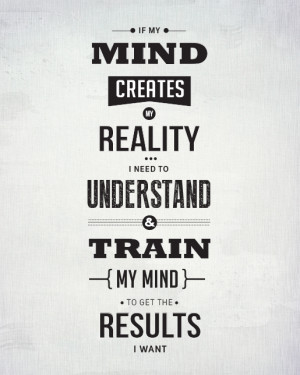 Train your mind - Inspirational and motivational quotes