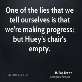More H. Rap Brown Quotes