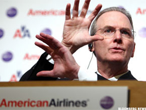 American Airlines- power to return to the black