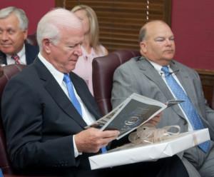 Senator Saxby Chambliss