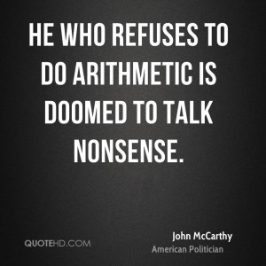John McCarthy Quotes | QuoteHD