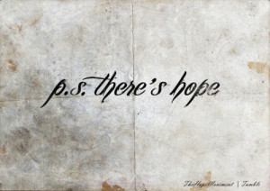 hope, life, quote