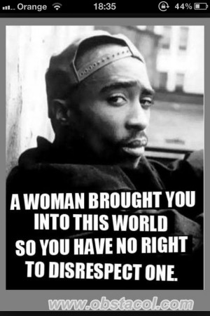2Pac Dear Mama Quotes