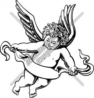 Angel Drawings Aivectorart