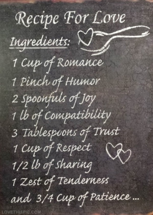 recipes recipe for love love recipes love recipes love potion 99 ...
