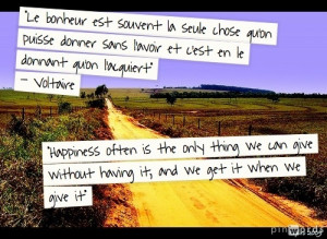 French Quotes With English Translation