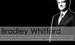 The West Wing Bradley Whitford Wallpaper