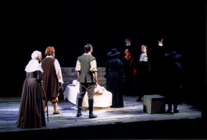 ... play The Crucible. Features famous Arthur Miller quotes and quotations