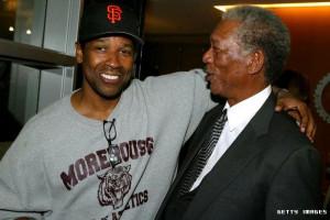 Morgan Freeman Glory Birthday bumps: morgan freeman