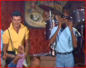 Dick Dale and Stevie Wonder.