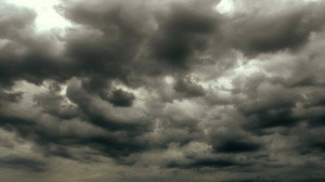 Dark Storm Clouds Hd Ominous Time picture